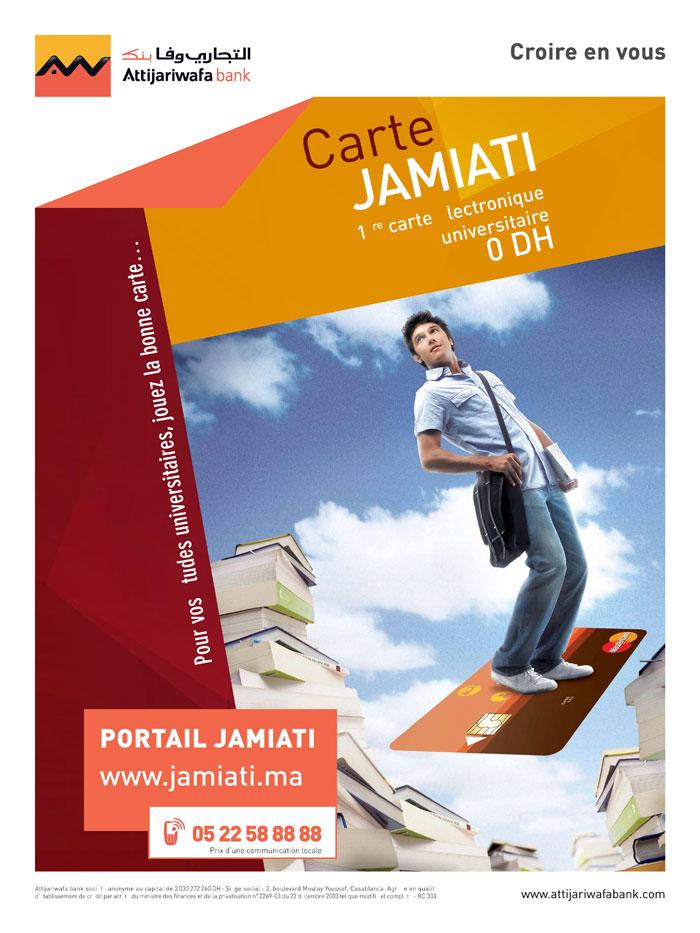 La carte Jamiati
